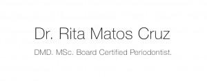 Dr. Rita Matos Cruz